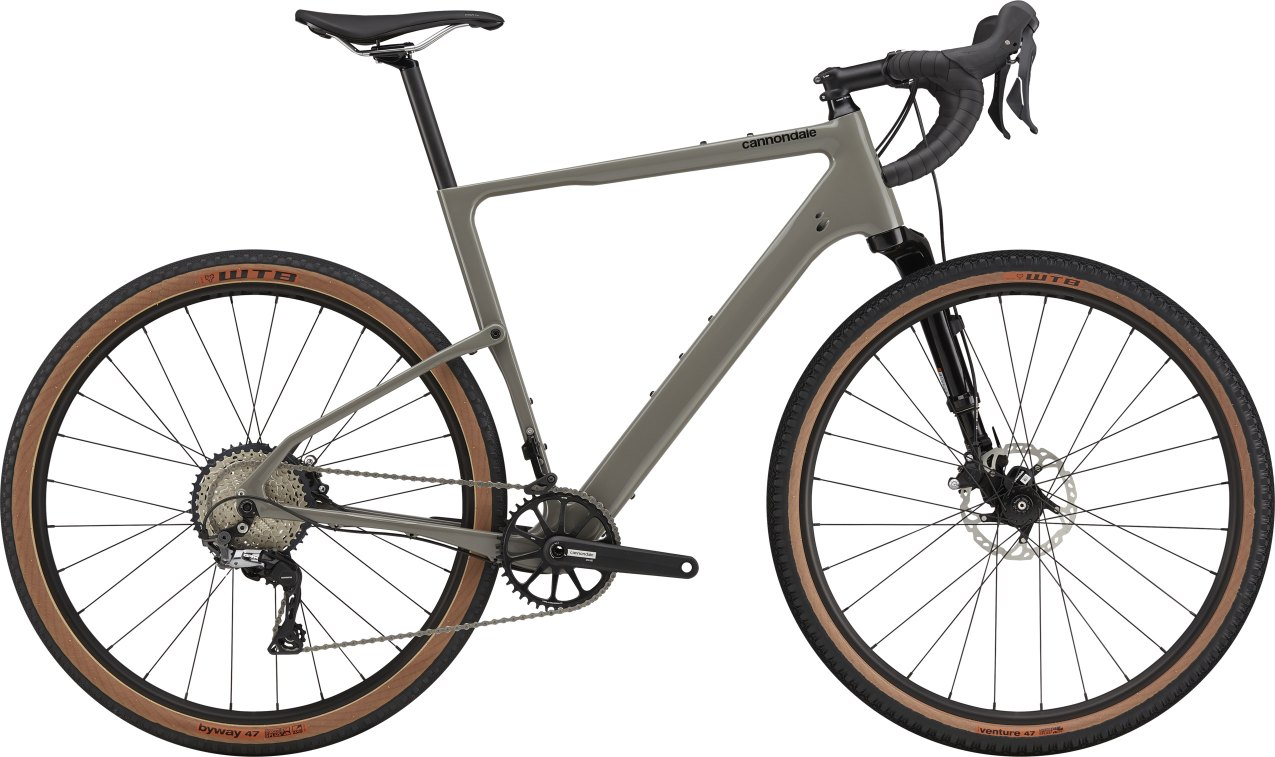 Cannondale Topstone Carbon Lefty 3 2021 - Bild 1