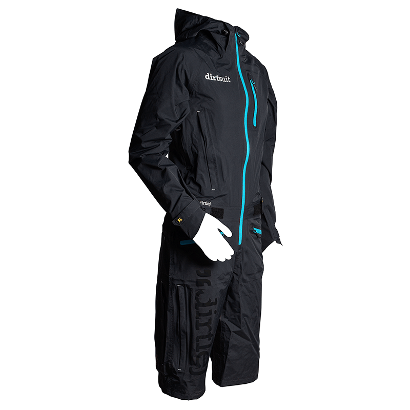 Dirtlej Dirtsuit Pro Edition Dark Blue - Bild 1